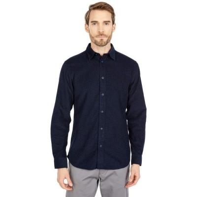 セレクテッドオム メンズ シャツ トップス Adrian Long Sleeve Shirt