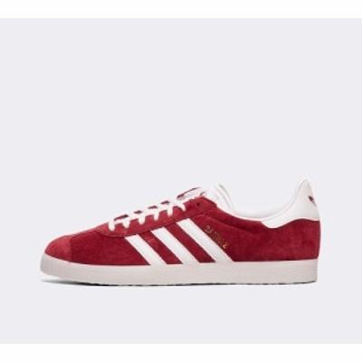 アディダス adidas Originals メンズ スニーカー シューズ・靴 gazelle trainer Burgundy/Vintage White/Gold