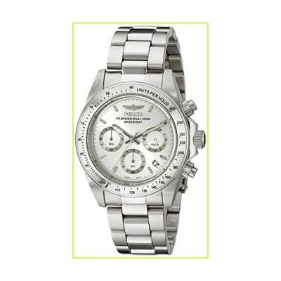 インヴィクタ Invicta Men's 14381 Speedway Chronograph Stainless Steel Watch with Link Bracelet [並行輸入品]【並行輸入品】