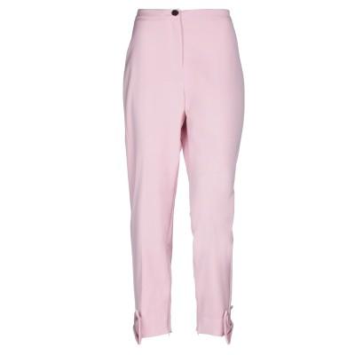 テッドベーカー TED BAKER パンツ ピンク 1 アセテート 55% / コットン 40% / ポリウレタン 5% パンツ