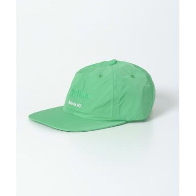 URBAN RESEARCH OUTLET / Melton フラットバイザーキャップ∴ MEN 帽子 > キャップ