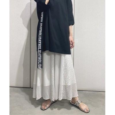 【ジャーナルスタンダード/JOURNAL STANDARD】 ドッキングドットスカート