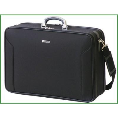 送料無料 BAGGEX オリジン ソフトアタッシュケース 49 24-0311 ブラック b03