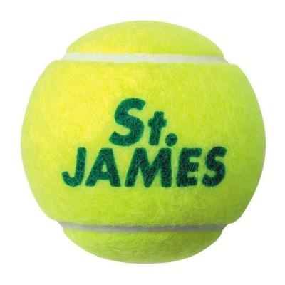 (ダンロップ)St.JAMESセント・ジェームス(プレッシャーライズド テニスボール) ラケットスポーツ テニスボール STJAMES2017