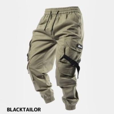 BLACKTAILOR(ブラックテイラー)C4 CARGO GREEN スト系 ストリート メンズ カーゴパンツ ジョガーパンツ メンズファッション