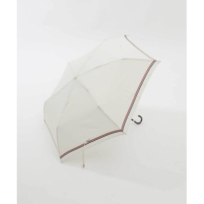 Afternoon Tea LIVING / トリコロール晴雨兼用折りたたみ傘 雨傘 WOMEN ファッション雑貨 > 折りたたみ傘