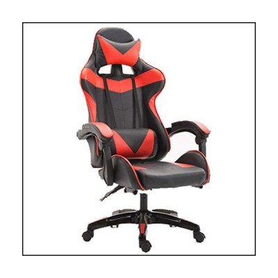 D-shoes Gaming Chair Computer Game Video Game Lift Recliner and Footrest Seats with Adjustable Headrest and Lumbar Support,d