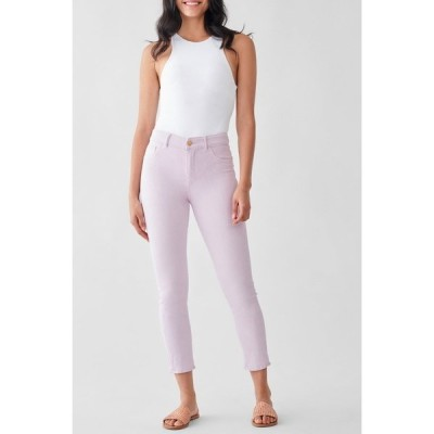 ディーエル1961 レディース デニムパンツ ボトムス Farrow Ankle High Rise Skinny Jeans VIOLA