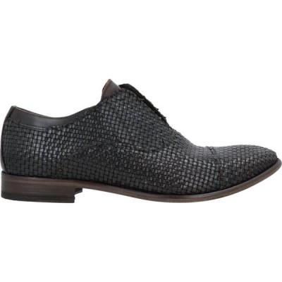 ブライアン デールズ BRIAN DALES メンズ シューズ・靴 laced shoes Black