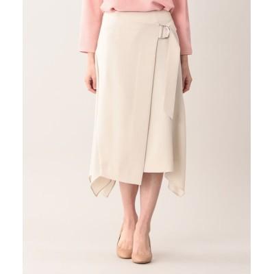 AMACA/アマカ セラテリー スカート ベージュ1 40