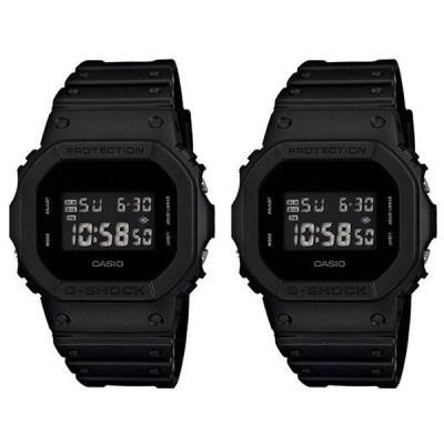 カシオ Gショック ペアウォッチ デジタル 20気圧防水 ブラック DW-5600BB-1DW-5600BB-1 腕時計