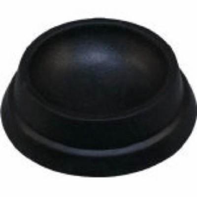 光 キャストップ30MM双輪キャスター用 149 x 90 x 32 mm 黒 KGH-53