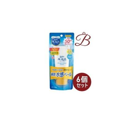 【×6個】ロート製薬 スキンアクア スーパーモイスチャーエッセンス 80g