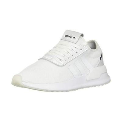 adidas Originals Women's U_Path X W Sneaker, White/Purple beauty/black, 10 M US