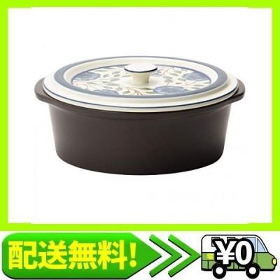 TAMAKI 土鍋 サーマテック 3-4人用 ブルーミー 直径28.3×奥行26.5×高さ12.3cm IH・直火・電子・・・