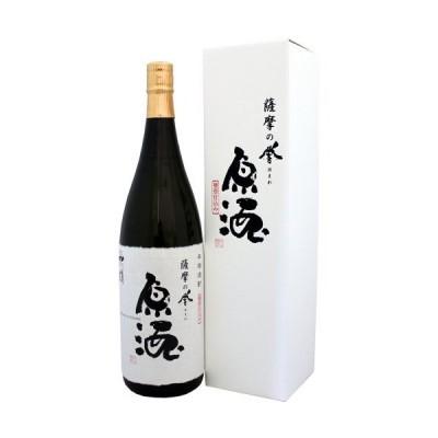 大山甚七商店 薩摩の誉 原酒 芋 37度 焼酎 鹿児島県 1800ml