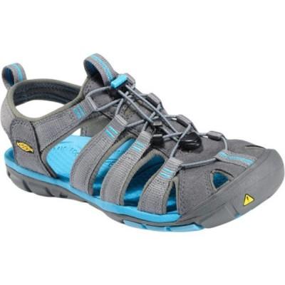 キーン Keen レディース シューズ・靴 サンダル Clearwater CNX Gargoyle/Norse Blue