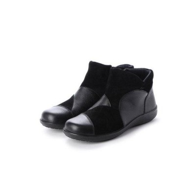 アキレス ソルボ ACHILLES SORBO ブーツ (黒/黒)