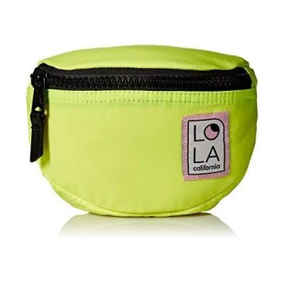 LOLA Carnival Moonbeam Bum Bag, Fluo【並行輸入品】