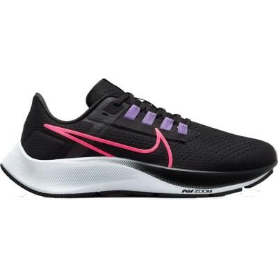 ナイキ Nike レディース ランニング・ウォーキング エアズーム シューズ・靴 Air Zoom Pegasus 38 Running Shoes Black/Pink