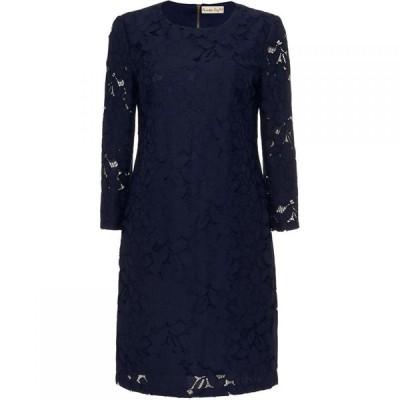 フェイズ エイト Phase Eight レディース ワンピース チュニックドレス ワンピース・ドレス Kacie Lace Tunic Dress Navy