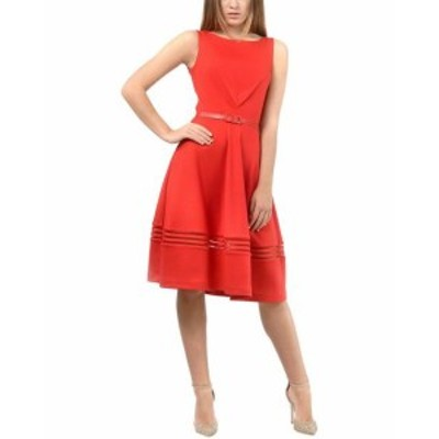 Red  ファッション ドレス Lada Lucci Dress 10 Red