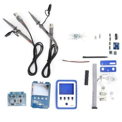 0〜200 KHz/チャネル デジタル オシロスコープ キット DIYキット/プローブキット 5mV / DIV-20V / DIV ミニポータブル