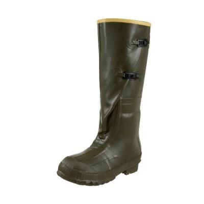 "LaCrosse Men's 267040 Insulated 2-Buckle 18"" Waterproof Hunting Boot, Green - 9 M"