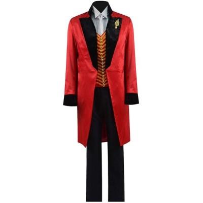 Greatest PT Barnum コスプレ コスチューム パフォーマンス ユニフォーム Showman パーティー スーツ (Li(海外取寄せ品)