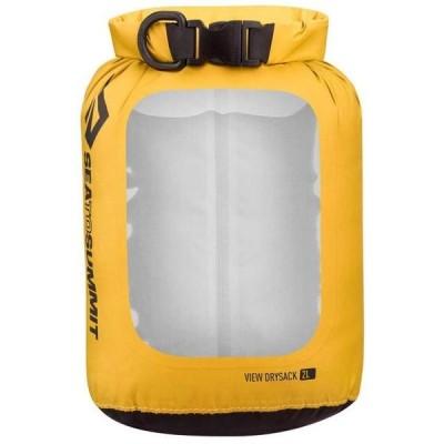 シー トゥ サミット 共用 バックパック&スーツケース ドライバッグ sea-to-summit view-dry-sack-2l