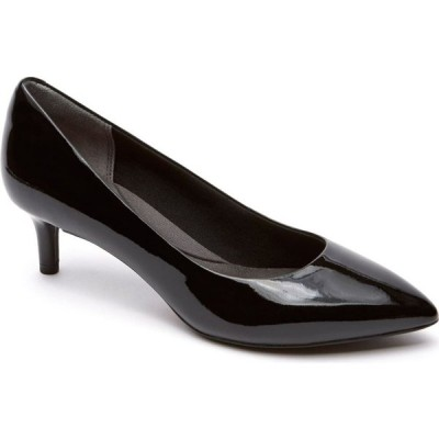 ロックポート ROCKPORT レディース パンプス シューズ・靴 'Total Motion Kalila' Pump Black Patent Leather
