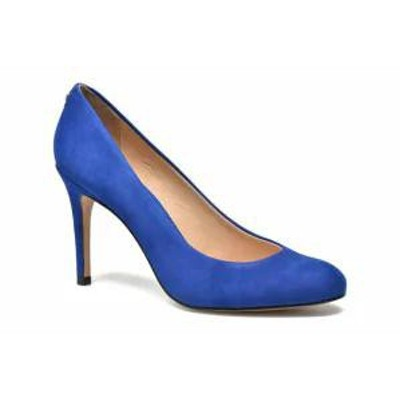COSMOPARIS レディースシューズ COSMOPARIS High heels Jelissa nub Blue Cobalt