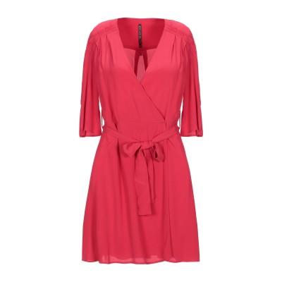 マニラ グレース MANILA GRACE ミニワンピース&ドレス ガーネット 40 アセテート 65% / シルク 35% ミニワンピース&ドレス