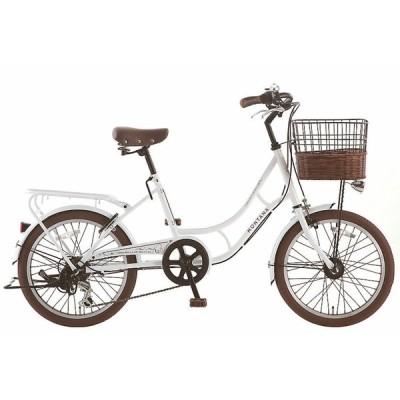 サカモトテクノ 20インチ モンタナカフェ 外装6段変速 オートライト (3color) SAKAMOTO TECHNO MONTANA CAFE BAA適合車 S-tech 小径自転車 シティサイクル ミニ