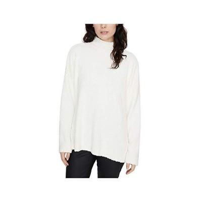 Sanctuary Womens Ivory Long Sleeve Turtle Neck Sweater Size M並行輸入品 送料無料