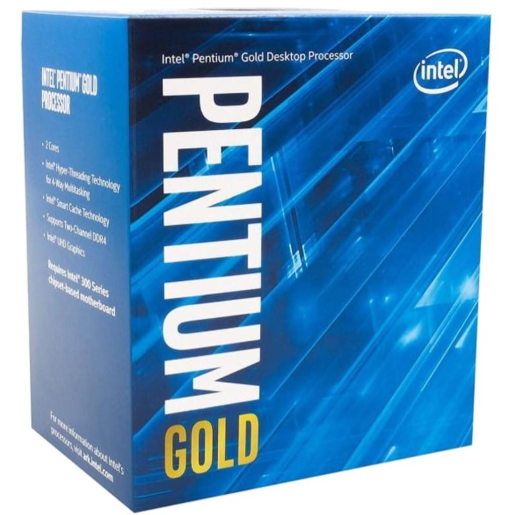 INTEL 英代爾 Pentium GOLD G6400/G6405/G5905/雙核/1200/CPU/處理器