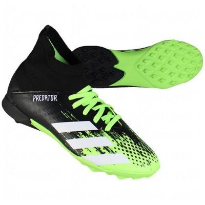 ジュニア プレデター 20.3 TF J シグナルグリーン×フットウェアホワイト 【adidas|アディダス】サッカーフットサルジュニアトレーニングシ