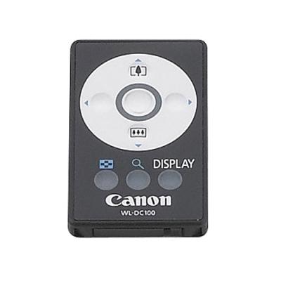 CANON WL-DC100 原廠相機遙控器