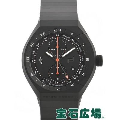 ポルシェ・デザイン PORSCHE DESIGN モノブロック・アクチュエーター GMT クロノタイマー 6030.6.01.007.01.5 新品 メンズ 腕時計