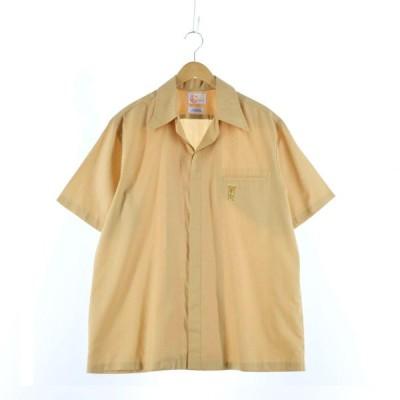 70年代 IOLANI 半袖 ポリコットンシャツ メンズL ヴィンテージ /eaa153167