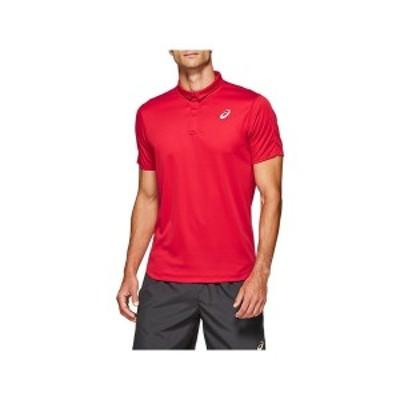 【※返品交換不可】大特価 asics(アシックス) CLUB ポロシャツ メンズ・ユニセックス 2041A071-600