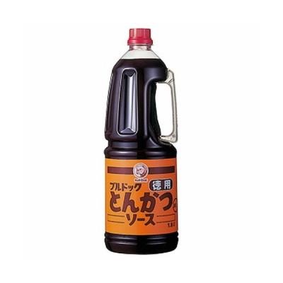 【関東のみ送料無料】ブルドック 徳用 とんかつソース ハンディパック 1.8L 1本