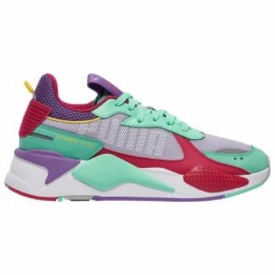 (取寄)プーマ メンズ シューズ プーマ RS-XMen's Shoes PUMA RS-XLava Red Green
