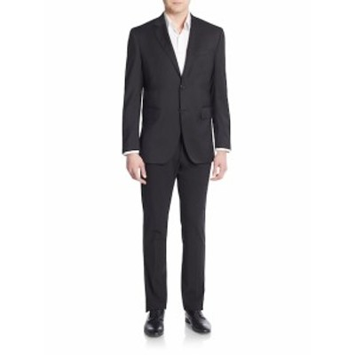 ヴァレンティノ Men Clothing Regular-Fit Solid Virgin Wool Sportcoat