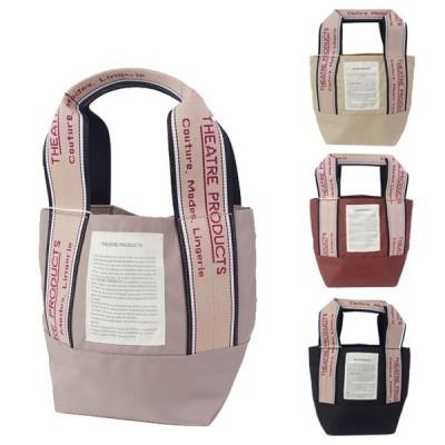 メール便 THEATRE PRODUCTS バッグ トートバッグ レディース ジャガード テープバッグ S 全4色 BL200001 MISSISS