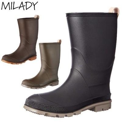 MILADY ミレディ レディース レインシューズ ML469