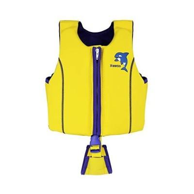 子供用 フローティングベスト 幼児 シュノーケリング ベスト 水泳ベスト 男女兼用 浮力ベスト 強い浮力 可愛い水着 水遊び スイミング ローイング(