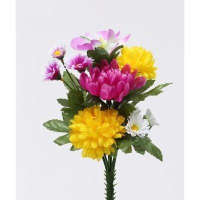 《 造花 仏花 》◆とりよせ品◆花びし 仏花(S) ミックス