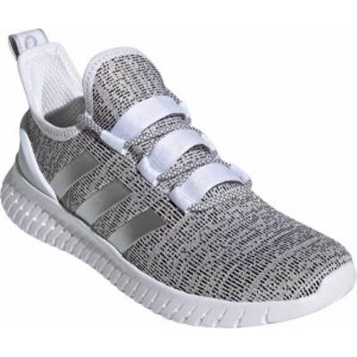 アディダス メンズ スニーカー シューズ Kaptir Running Shoe FTWR White/Grey Two/Core Black