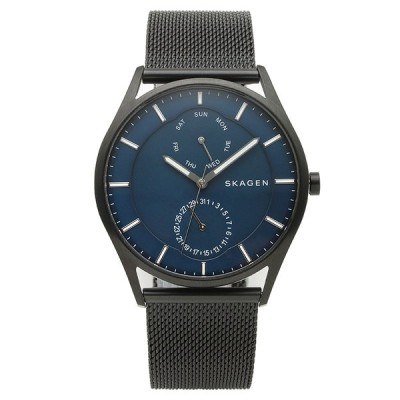 スカーゲン SKAGEN 腕時計 SKW6450 HOLST ブルー ステンレス